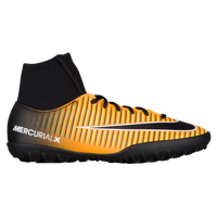 Nike MercurialX Victory VI Dynamic Fit TF - Boys' Grade School - Orange / Black