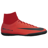Nike MercurialX Victory VI Dynamic Fit IC - Men's - Red / Black
