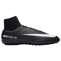 Nike Mercurial X Victory Dynamic Fit TF - Men's - Black / White