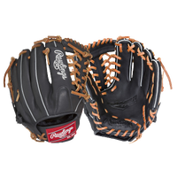 Rawlings Gamer G204-4B Fielder's Glove - Black / Brown