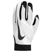 Nike Torque 2.0 Football Gloves - Men's - White / Black