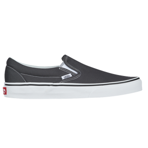 Vans Classic Slip On - Men's - Charcoal