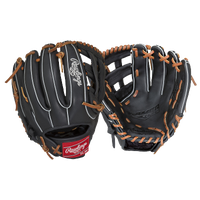 Rawlings Gamer G315-6B PROH-WEB Fielder's Glove - Black / Brown