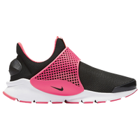 Nike Sock Dart - Girls' Grade School - Black / Pink