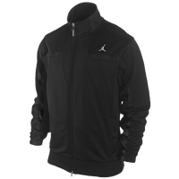 Jordan Classic Jacket - Men's - All Black / Black