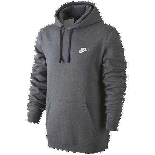 Nike Club Fleece Pullover Hoodie - Men's - Casual - Clothing ...
