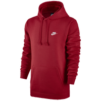 Nike Hoodies & Sweatshirts Red | Eastbay.com