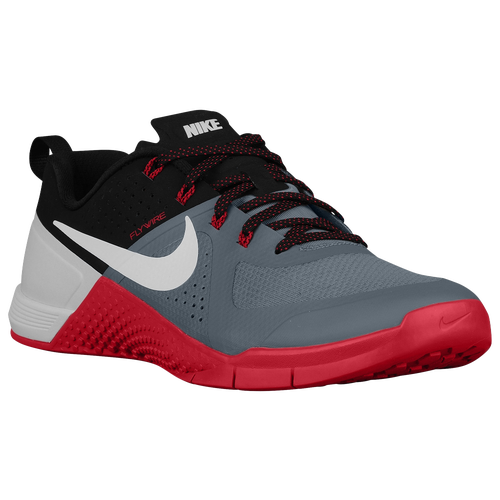 nike metcon 1 men 39 s training shoes cool grey black. Black Bedroom Furniture Sets. Home Design Ideas
