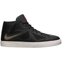 Nike LeBron X NSW Lifestyle - Men's - Black / Tan