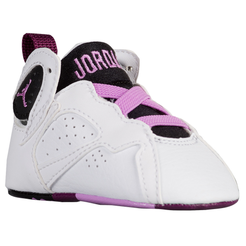 Much of the time, baby and toddler shoes for boys and girls can be the same brands parents wear. You can shop Nike, Puma, adidas, Jordans and more. All of these brands, especially Nike and baby Jordans, have exclusive collections and full family styles for infants and toddlers.