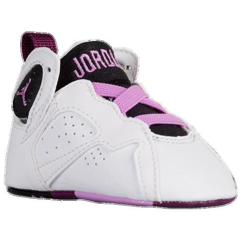 Jordan Retro 7 Girls Infant Basketball Shoes