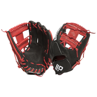 Nokona Cobalt I-Web Fielding Glove - Men's - Black / Red