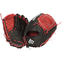 Nokona Cobalt Closed Web Fastpitch Glove - Women's - Black / Red