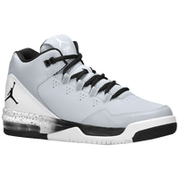 Jordan Flight Origin 2 - Boys' Grade School - Grey / Black