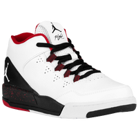 Jordan Flight Origin 2 - Boys' Preschool - White / Black