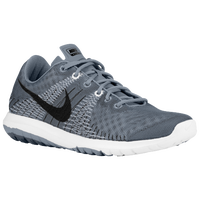Nike Flex Fury - Men's - Grey / White