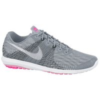 Nike Flex Fury - Women's - Grey / White