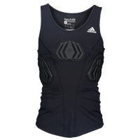 adidas Padded Tank - Men's - Black / Black