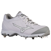 Mizuno 9-Spike Advanced Sweep 3 - Women's - White / Grey
