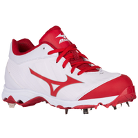 Mizuno 9-Spike Advanced Sweep 3 - Women's - White / Red