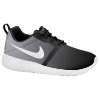 Nike Roshe Run Flight Weight - Boys' Grade School - Black / Grey