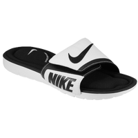 Nike Solarsoft Comfort Slide - Men's - Black / White