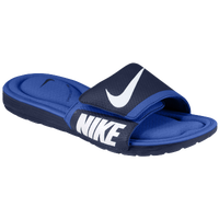 Nike Solarsoft Comfort Slide - Men's - Navy / Blue