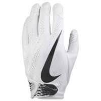 Nike Vapor Knit 2 Football Gloves - Men's - White / Black