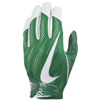 Nike Vapor Knit 2 Football Gloves - Men's - Dark Green / White