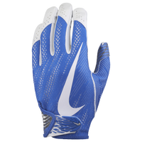 Nike Vapor Knit 2 Football Gloves - Men's - Blue / White