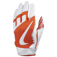 Nike Vapor Jet 4.0 Football Gloves - Men's - White / Orange