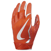 Nike Vapor Jet 4.0 Football Gloves - Men's - Orange / White