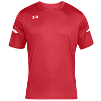 Under Armour Team Golazo 2.0 Jersey - Boys' Grade School - Red / White