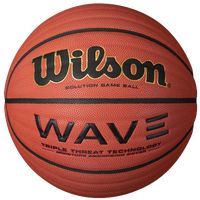 Wilson Wave Basketball - Men's - Orange / Black