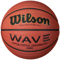 Wilson Wave Basketball - Women's - Orange / Black