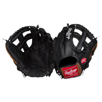Rawlings Mark of a Pro Single Post Web FLD GLV - Black / Tan