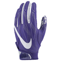 Nike Superbad 4.0 Football Gloves - Men's - Purple / White