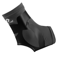 McDavid Dual Compression Ankle Sleeve - Black / Grey