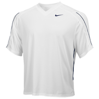Nike Team Face-Off Game Jersey - Men's - White / Navy