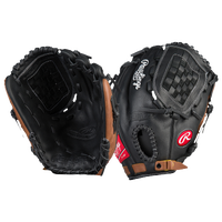 Rawlings Mark of a Pro B Web Fielder's Glove - Black / Tan