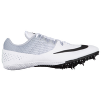 Nike Zoom Rival S 8 - Men's - White / Black