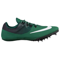 Nike Zoom Rival S 8 - Men's - Dark Green / White