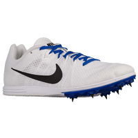 Nike Zoom Rival D 9 - Men's - White / Black