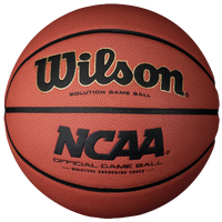Wilson NCAA Solution Game Basketball - Men's