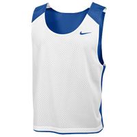 Nike Team Reversible Lacrosse Mesh Tank - Men's - Blue / White
