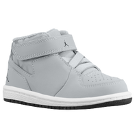 Jordan 1 Flight 3 - Boys' Toddler - Grey / Black