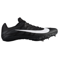 Nike Zoom Rival S 9 - Men's - Black / White