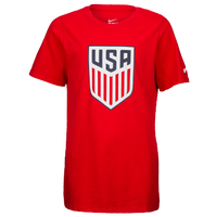 Nike Country Pride T-Shirt - Grade School - USA - Red / White