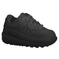 Nike Air Max 90 - Boys' Toddler - All Black / Black