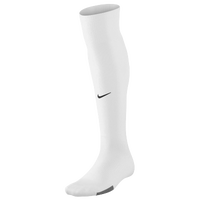 Nike Park IV Socks - Men's - All White / White